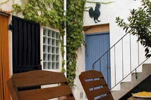 chambre-hote-MEV|escalier-terrasse